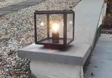 Electricité Verstraeten - Eclairage extérieur
